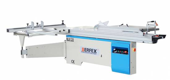 Sliding table saw MJ6128