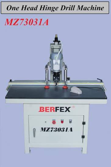 Hinge drilling machine MZB73031A (berfex)